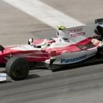 2009 Timo Glock at Malaysian F1 Grand Prix — Stock Photo #32083407