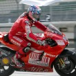 2009 Ducati MotoGP rider Nicky Hayden — Stock Photo