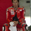 2009 Ducati Marlboro Yamaha MotoGP rider Nicky Hayden — Stock Photo