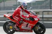 2009 Ducati MotoGP rider Nicky Hayden — Stock Photo