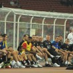 Manchester United vs Malaysia XI on July 20, 2009, Kuala Lumpur. — Stock Photo #32573839