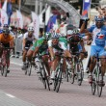 2009 le Tour de Langkawi, Kuala Lumpur, Malaysia. — Stock Photo #32574983
