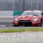 Постер, плакат: Team Motul Autech Nissan GT R