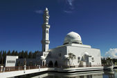 Floating Mosque of Terengganu, Malaysia — Stock Photo