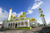 A mosque in an Asian country — Stock Photo