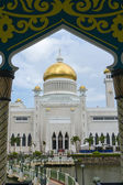 BANDAR SERI BEGAWAN(BSB), BRUNEI-NOV. 4: Masjid Sultan Omar Ali — Stock Photo