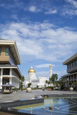 BANDAR SERI BEGAWAN(BSB), BRUNEI-NOV. 4:Masjid Sultan Omar Ali S — Stock Photo