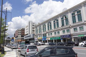 BANDAR SERI BEGAWAN(BSB), BRUNEI-NOV. 4:General view of one of t — Stock Photo