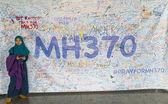 KUALA LUMPUR INTERNATIONAL AIRPORT - MARCH 17: Unidentified Musl — Stock Photo