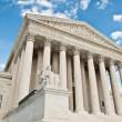 US Supreme Court Building — Stock Photo #23958807