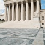 US Supreme Court Building — Stock Photo