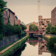 C&O Canal, Georgetown, Washington DC — Stock Photo #23959081