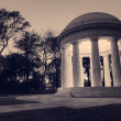 DC War Memorial — Stock Photo