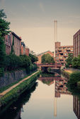 C&O Canal, Georgetown, Washington DC — Stock Photo