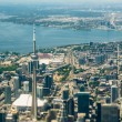 Toronto Aerial View — Stock Photo #24829115
