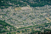 New Subdivision Development — Stock Photo