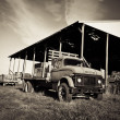 Old Farm Truck — Stockfoto