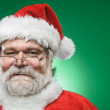 Happy Santa Claus Portrait — Stock Photo #24937837
