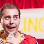 Spelling Bee Contestant — Stock Photo #25088311