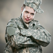 Army Brat — Stock Photo