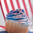 Fourth Of July Cupcakes — Stock Photo #26951173