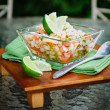 Ceviche and Chips — Stock Photo #26951977