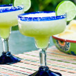 Frozen Margaritas — 图库照片