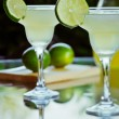 Summertime Margaritas — Stock Photo