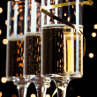 New Years Eve Champagne — Stok fotoğraf #26953147
