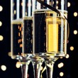 New Years Eve Champagne — Foto de Stock