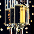 New Years Eve Champagne — Stockfoto #26953153