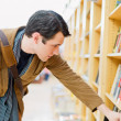 Shopping For A Good Book — Stock Photo