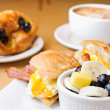 Breakfast Foods — Stock Photo #27162231
