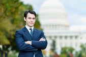 I Know How To Fix Washington — Stock Photo