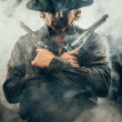 Постер, плакат: Wild west Gunslinger