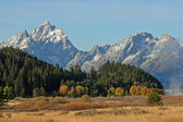 Grand Teton National Park, Wyoming — Stock Photo
