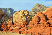 Red Rocks, Nevada — Stock Photo