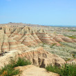 Badlands National Park, South Dakota — Stock Photo