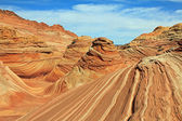 Coyote Buttes North — Stock Photo