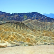 View from Zabriskie Point — Stock Photo