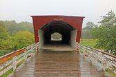 Front of Roseman bridge, — Stock Photo