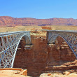 Navajo Bridges — Stock Photo