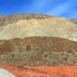 Stock Photo: Colorful mountains of Nevada