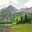 Stock Photo: Maroon Bells