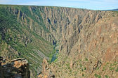 Black Canyon of the Gunnison NP — Stock Photo