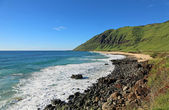 Ka'ena Point State Park — Stock Photo