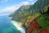 Na Pali coast — Stock Photo