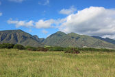 West Maui Mountains — Stock Photo