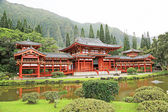 Byodo-in Temple — Stock Photo