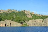 Sylvan Lake — Stock Photo